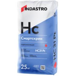 Жесткая гидроизоляция Индастро Смартскрин HC31 Pt - 25 кг